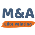 M&A Elite Painting's logo