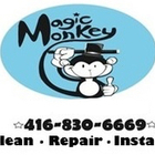 Magic Monkey Inc.'s logo