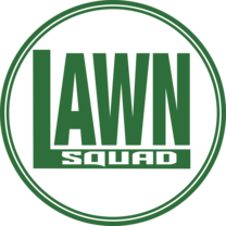 The Lawn Squad's logo
