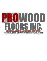 Prowood Floors Inc's logo