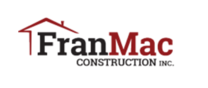 Decks R Us/Franmac Construction's logo
