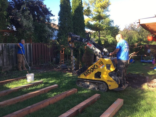 Citywide Post Hole Diggers Fences Amp Gates In Vaughan