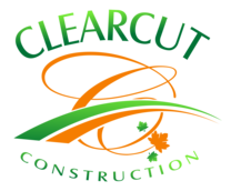 Clearcut Construction's logo