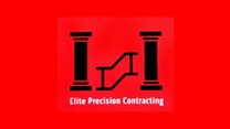 Elite Precision Contracting's logo
