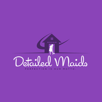 Detailed Maids's logo