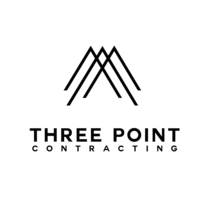 Three Point Contracting's logo