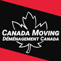 Canada Moving's logo