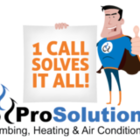 Pro Solutions Plumbing Heating & Air Conditioning's logo