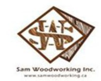 Sam Woodworking Inc's logo