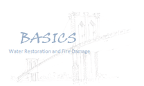 Basics Water Restoration And Fire Damage's logo