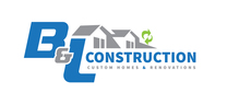 B&L Construction's logo