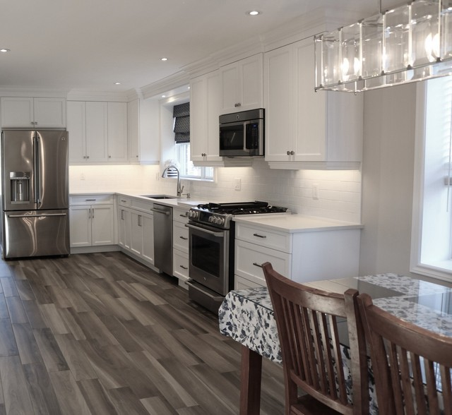 A Kitchen That Brings It All Together In Blackburn: Kitchen & Bathroom - Cabinets