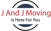 J and J Moving Company's logo