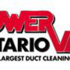 Power Vac Ontario's logo