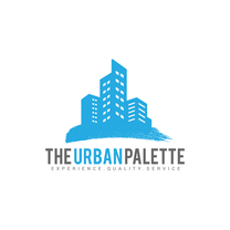 The Urban Palette Painting's logo