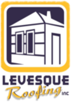 Levesque Roofing's logo