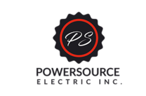 Powersource Electric's logo