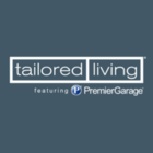 Tailored Living Featuring Premier Garage's logo