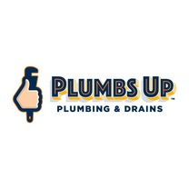 Plumbs Up Plumbing And Drains's logo