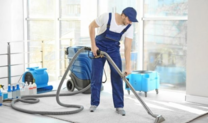Collects Carpet Cleaning's logo