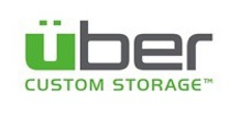 Uber Custom Storage's logo