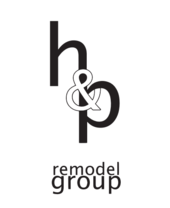 h&p Remodel Group's logo