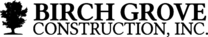 Birch Grove Construction Inc.'s logo