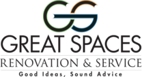Great Spaces's logo