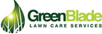 Green Blade Lawn Care's logo
