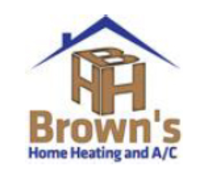 Brown's Home Heating And A/C's logo