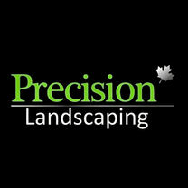 Precision Landscaping's logo