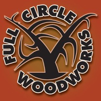 Full Circle Woodworks's logo