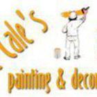 Steve Cale Painting's logo