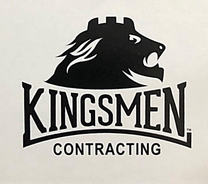 Kingsmen Contracting's logo