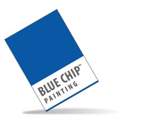 Blue Chip Painting Inc.'s logo