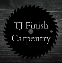 TJ Finish Carpentry's logo