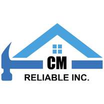 CM Reliable Roofing's logo
