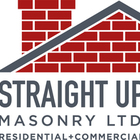 Straight Up Masonry's logo