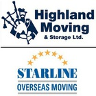 Highland Moving & Storage Ltd.'s logo