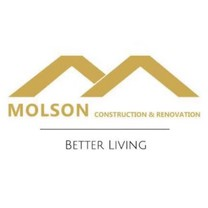Molson Construction & Renovation's logo