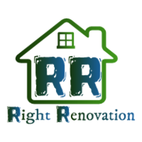 Right Renovation's logo