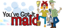 You've Got It Maid's logo