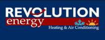Revolution Energy Heating And Air's logo