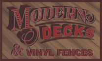 Modern Decks And Vinyl Fences's logo