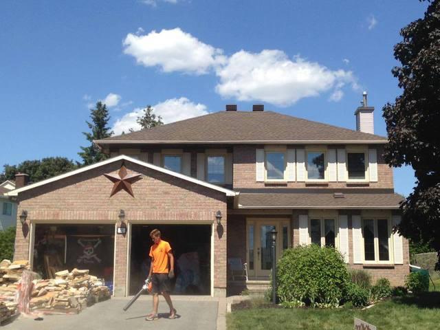 Bart S Rooftops Roofing In Ottawa Homestars