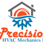 Precision HVAC Mechanics Inc.'s logo