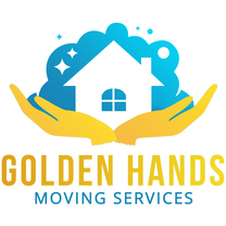 GOLDEN HANDS MOVING's logo