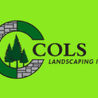 COLS Landscaping's logo