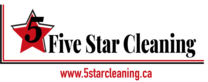 5 Star Cleaning's logo