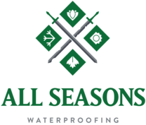 All Seasons Water Proofing Inc.'s logo